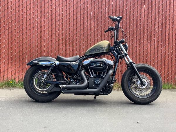 Photo 2014 Harley Davidson XL1200X Sportster 48 - $6,400 (Klamath)