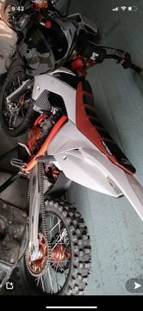 Photo 2014 ktm 112 chionship bike - $4,800 (Humboldt)