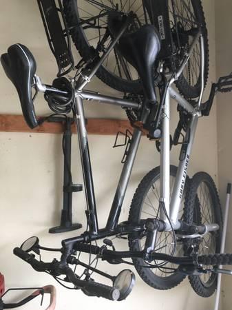 Photo 2 gary fisher silver series aluminum full size bikes - $400 (Arcata)