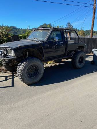 Photo 82 Toyota rock crawler - $12,000 (Scotia)