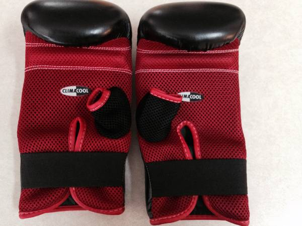 Photo Adidas Bag Gloves with ClimaCool - $25 (Eureka)
