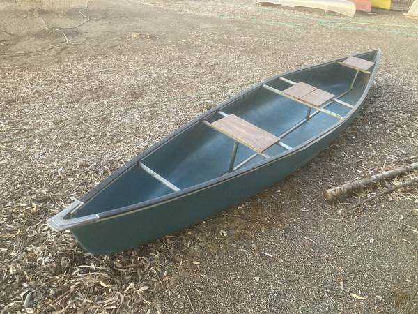 Photo Coleman Canoe 15 ft. - $200 (Willows)