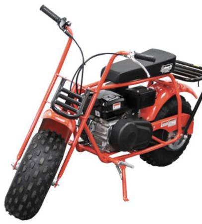 Photo Coleman mini bike - $200 (Eureka)