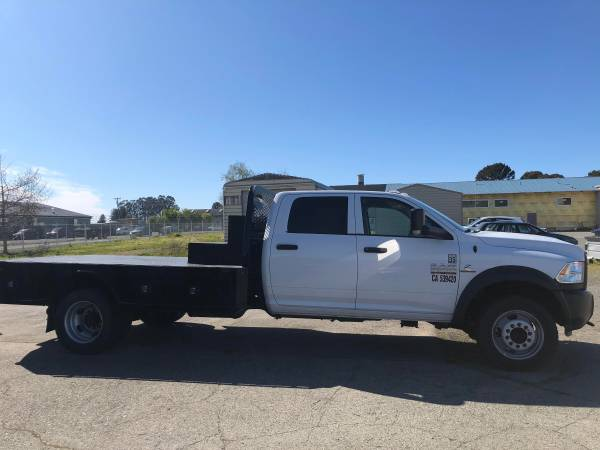 Photo Dodge Ram 5500 2018 CLEAN - $54000 (Arcata)