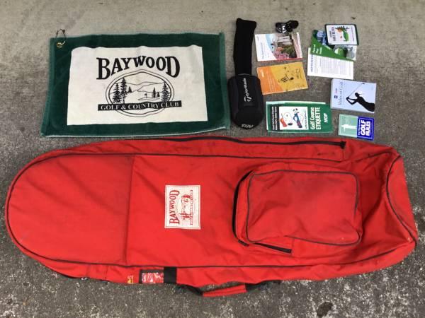 Photo Golf Bag - $10 (Arcata, CA)
