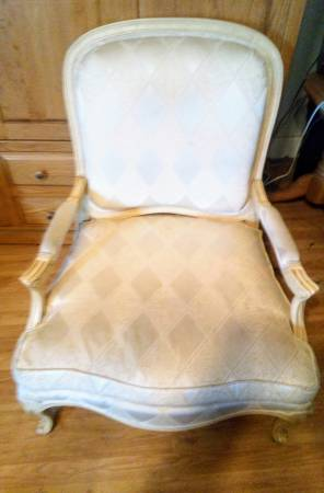 Photo Gorgeous Victorian Style Chair By Drexel Heritage - $125 (Eureka)