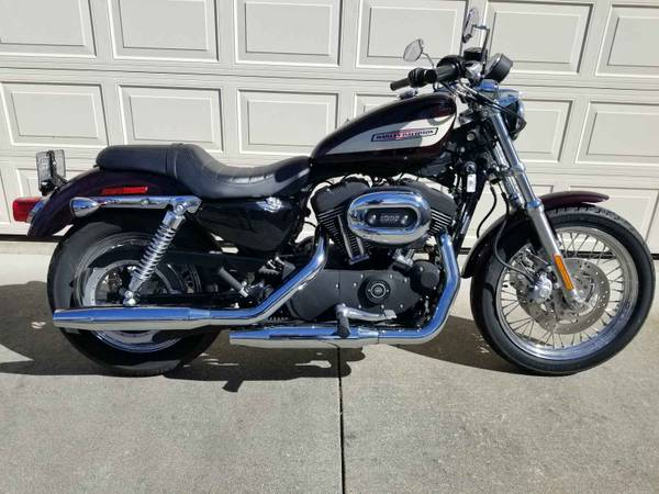 Photo Harley-Davidson Sportster 2007 - $7,500 (Red Bluff)