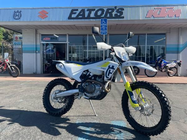 Photo Husqvarna FE501S Dual Sport 2019 LIKE NEW - $10,199 (Fator39s Motorycle Sales)