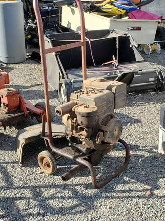 Photo Indoors, 30 year accumulation, antiques, Hot Pressure Washer, Auto Par (Red Bluff)
