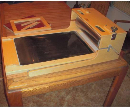 Letterpress Machine - $300 | Arts & Crafts for Sale ...