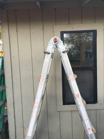 Photo Little Giant Ladder - $175 (Blue Lake)