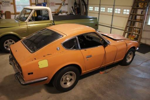 Photo Looking for a Datsun 240Z car or parts - $1 (Nor Cal)