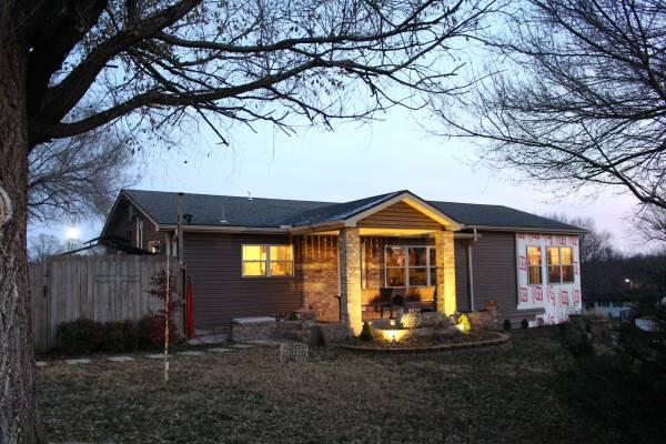 Photo Looking to Relocate to SW Missouri Beautiful  CUSTOM Home For Sale (901 Irwin St Duenweg, MO)