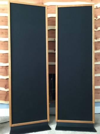 Photo Magnepan Speakers - $400 (Cutten)