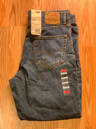 Photo Mens Levis Jeans - $25 (Arcata)