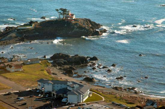 Photo OCEAN VIEW LOT, Beach Across the street in Crescent City (Crescent city)