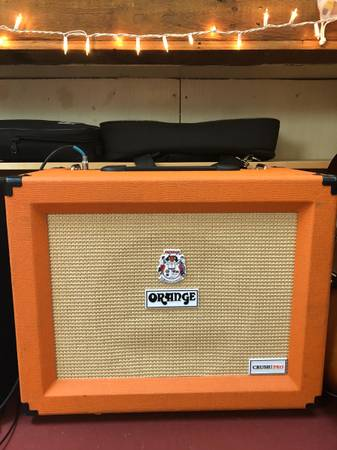 Photo Orange Crush 60 Combo - $250 (Arcata, CA)