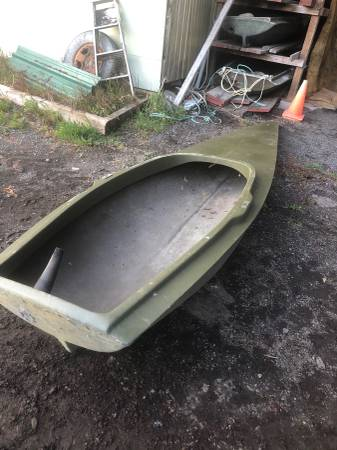 Scull Boat for Sale - $700 (Mckinleyville)