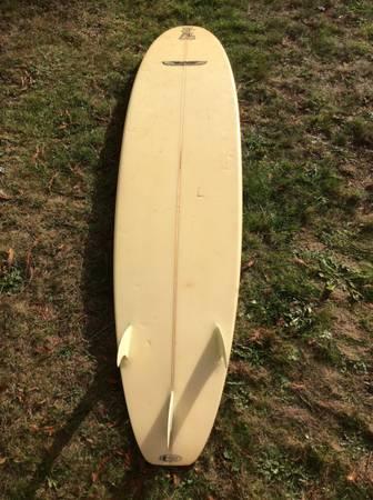 Photo Skydog Longboard Surfboard 8ft 6in - $200 (Crescent City)