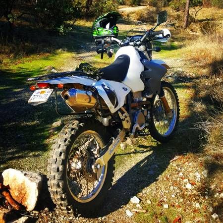 Photo Suzuki DRZ400 trade for Yamaha WR250f - $6,500 (Redding)
