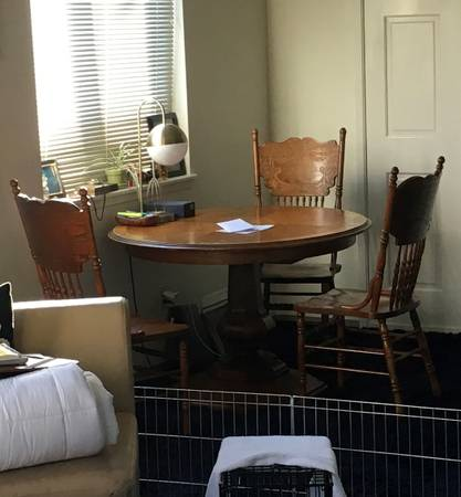 Photo Table and chairs - $100 (Arcata, CA)