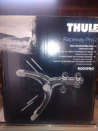 Photo Thule Raceway Pro 2 bike rack - $300 (Sunnybrae)