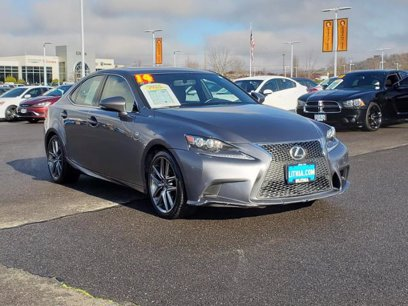 Photo Used 2014 Lexus IS 350 AWD w F Sport Package for sale