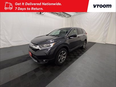 Photo Used 2017 Honda CR-V EX-L for sale