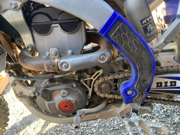 Photo Yamaha yz250f dirt bike - $4,000 (Stonyford)