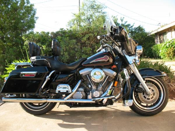 Photo 1995 Harley-Davidson Electra Glide Standard (FLHT)  - $6,300 (Oroville, CA)
