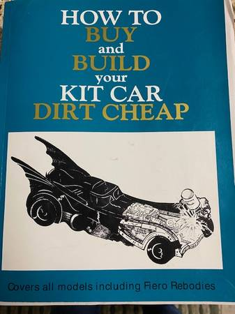 Photo how to buy and build your kit car - $2 (mount shasta)
