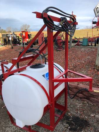 Photo 110 Gallon 3 point sprayer - $1650 (South Webster, OH)
