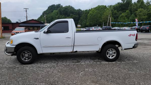 Photo 1997 Ford F150 XLT 4X4 - $5,900 (Greenup KY)