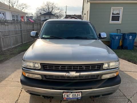 Photo 2002 Chevy Silverado 1500 4x4 truck - $3000 (Lorain)