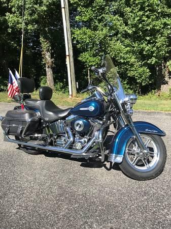 Photo 2002 Harley Davidson Heritage - $8,000 (Ashland)
