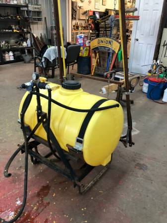 Photo 55 gallon 3 point sprayer - $500 (South Webster, OH)