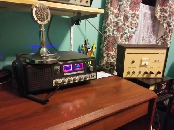 Photo CB Base Radio with Amp - $225 (Laurelville)