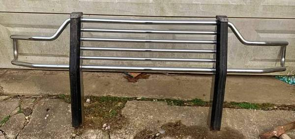 Photo Dodge Ram Grille Guard - $150 (South Point Ohio)