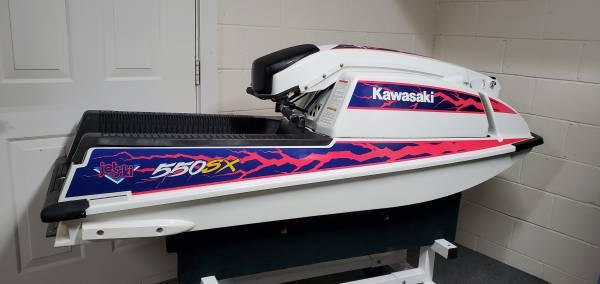 Photo Kawasaki Jet Ski 550 SX - $5,495 (Belpre)