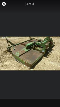 Photo Looking to buy parts for a John Deere 1008 Bushhog