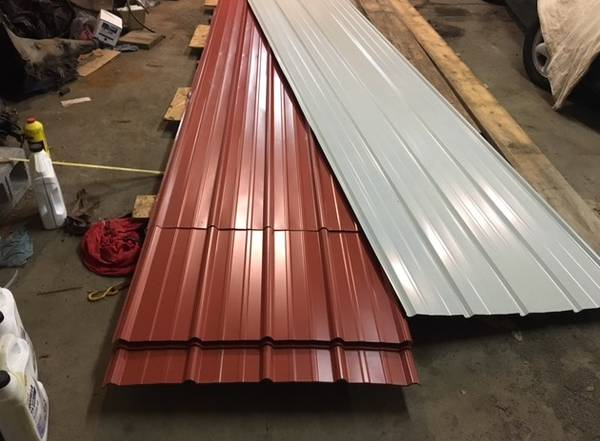 Photo Metal Panels for roof or Siding (Ashland, KY)
