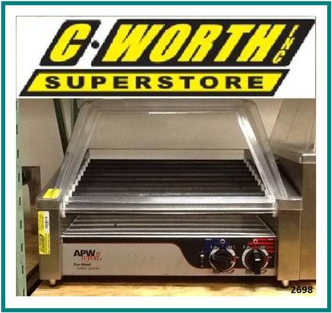 Photo Pre-Owned Hot Dog Roller Grill - $1 (Your Commercial Culinary Connection)