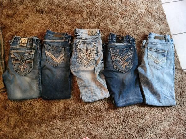 Photo Rock Revival jeans  shorts - $1,234 (Marietta)