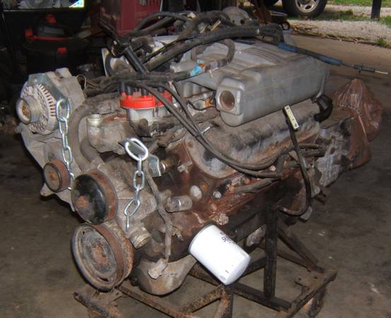 Photo Selling Complete fuel injection from 5.0 1995 Mustang GT 302ci - $400 (Minford  South Webster)