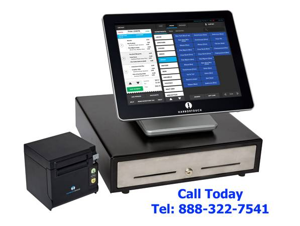 Photo Touchscreen POS System for Hospitality, Retail, Salon  More - $39 (West Virginia)