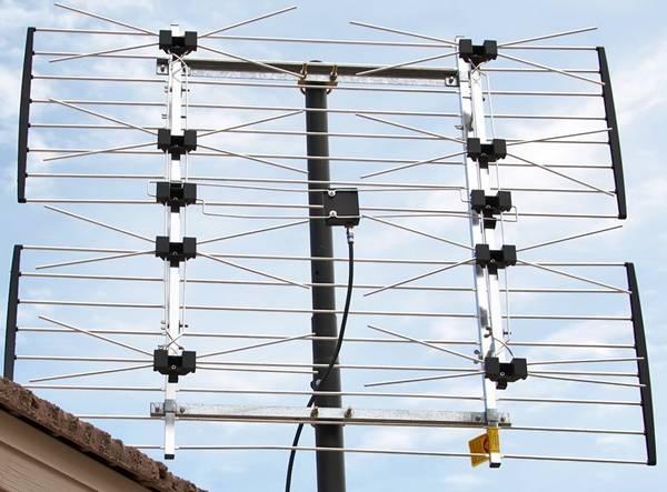 Photo UHF TV Antenna - $50 (South Point OH)