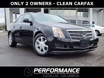 Photo Used 2008 Cadillac CTS 3.6 w Seating Package for sale