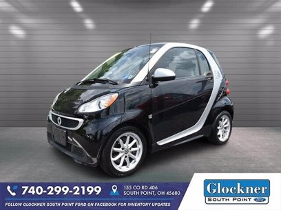 Photo Used 2014 smart fortwo electric drive Coupe for sale