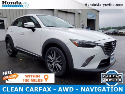 Photo Used 2017 MAZDA CX-3 AWD Grand Touring for sale