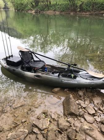 Photo Wilderness systems Ride 115x. Kayak - $650 (Ashlandgreenup ky)